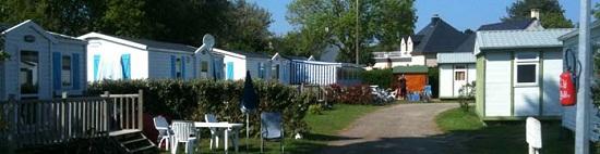 Hébergements au camping St Jacques